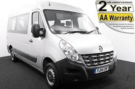 2014(14) RENAULT MASTER 2.3 DCi MWB HIGH ROOF AUTO CHAIRLIFT WHEELCHAIR ACCESS