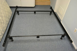 QUEEN METAL BED FRAME for sale