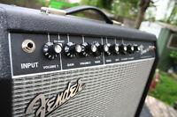 Ampli à lampes super champ X2 Fender - 250$
