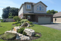 Large two storey home on corner lot for sale in Tavistock