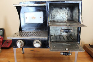 Old Antique Empire Metal Ware Stove - Child Size London Ontario image 3
