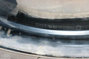 "Don't pay more come next winter. 15"" snows on GM rims - as new."
