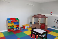 Full time childcare available