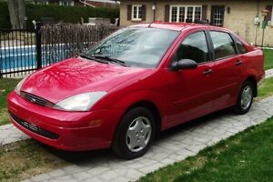 2004 Ford Focus Berline
