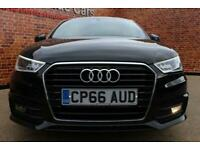 2017 Audi A1 1.4 SPORTBACK TFSI S LINE 5d 123 BHP Hatchback Petrol Semi Automati