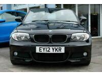 2012 12 BMW 1 SERIES 2.0 120I M SPORT 2D 168 BHP