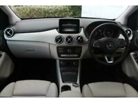 2018 Mercedes-Benz B Class B180d Sport Premium 5dr Auto MPV Diesel Automatic