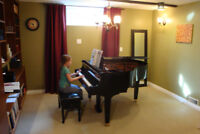 Piano Lessons with Professional Teacher/Musician