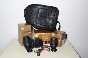 BRAND NEW Nikon D7100 DSLR  KIT