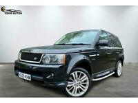 2009 Land Rover Range Rover Sport 3.0 TD V6 HSE 5dr SUV Diesel Automatic