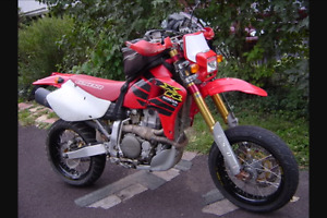 Honda xr 650 year 2002 - 2006 have cash now !