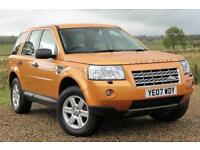 2007/07 Land Rover Freelander 2 2.2Td4 GS, **Excellent condition**