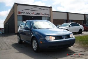 2007 Volkswagen Golf City - Automatic - No Accidents!!!
