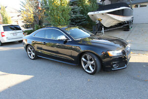 2009 Audi S5 V8 **LOADED 2 sets of RIMS & TIRES**