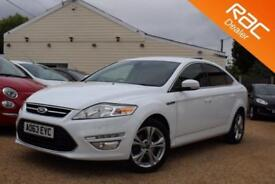 2013 63 FORD MONDEO 2.0 TITANIUM X BUSINESS EDITION TDCI 5D AUTO - RAC DEALER