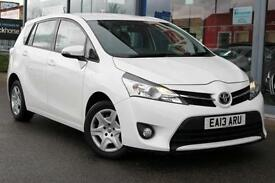 2013 TOYOTA VERSO 2.0 D 4D Active B TOOTH, 7 SEATS and AIR CON