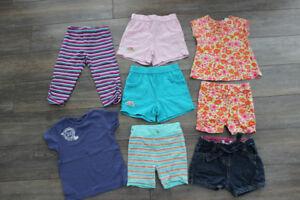 Vêtements fille 12 mois