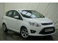 2013 Ford C-Max ZETEC Petrol white Manual