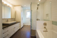 TILING, DRYWALL, PAINTING