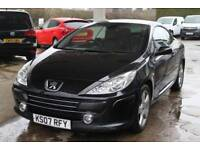 Peugeot 307 2.0 HDi Sport 136bhp Coupe Cabriolet