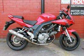 2006 SUZUKI SV 650S *12MTH MOT, 3MTH WARRANTY, LOW MILEAGE, DELIVERY AVAILABLE*