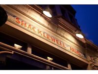 Assistant Manager - Shacklewell Arms - Dalston