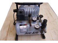Wanted Jun air 6-4 silent air compressor.