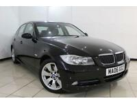 2006 06 BMW 3 SERIES 3.0 330I SE 4DR 255 BHP