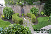 Spring Garden Bed Clean-Up - Gardening Services - Gardener