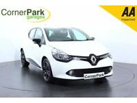 2014 RENAULT CLIO DYNAMIQUE MEDIANAV ENERGY TCE S/S HATCHBACK PETROL