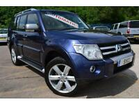 2009 Mitsubishi Shogun 3.2 DI DC Diamond 5dr Auto 5 door Estate