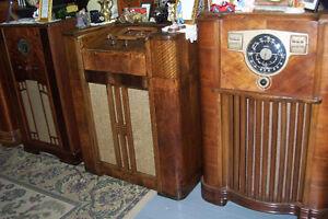 ANTIQUE RADIO RESTORE London Ontario image 1
