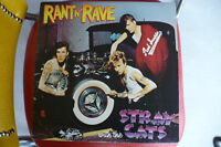RANTN' RAVE ( STAY CATS ) DISQUE VINYLE