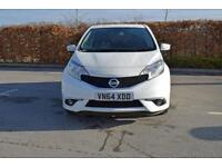 2014 NISSAN NOTE Nissan Note 1.2 Acenta Premium 5dr [Style Pack]