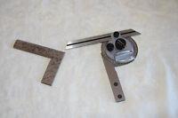instruments de machiniste