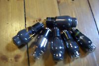 RARE OLD STOCK 6L6 POP BOTTLE STYLE TUBES ALL TESTED READY