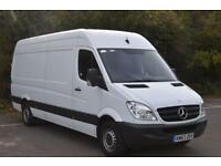 2.1 313 CDI 5D 129 BHP LWB HIGH ROOF DIESEL MANUAL PANEL VAN 2013