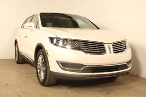 Lincoln MKX SELECT PLUS ** TOIT PANO + GPS ** 2016
