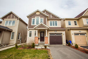 HOT NEW LIST!! ** Newer 4 Bedroom Detached Home in Barrhaven!!