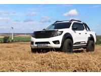 2016 Nissan Navara NAVARA NP 300 Seeker Tungsten Edition 3.99 aer option NAT...