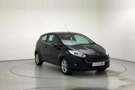 Ford Fiesta 1.5TDCi Zetec DIESEL MANUAL 2014/14