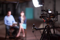 VIDEO CAMERAMAN AVAIL. /w AWESOME GEAR & GREAT ATTITUDE - $40/HR