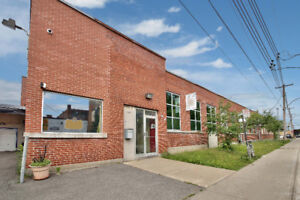 Loft Office and Industrial Space for rent in Mile Ex