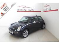 2005 55 MINI HATCH ONE 1.6 ONE 3D 89 BHP
