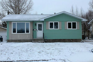 4bed/2bath family home w/ basement & a large yard!
