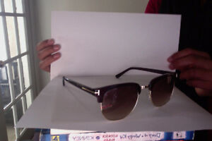 Brand new Tom Ford sunglasses/Brown