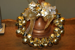 13. Christmas Wreathes/Wall Decorations- See photos