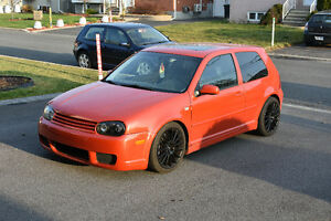2000 Volkswagen GTI Full Equipe,Cuir,R32 Coupé (2 portes)
