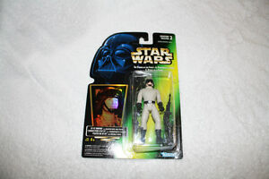 Star Wars : Power of the Force Action Figures Green (8) Kitchener / Waterloo Kitchener Area image 8