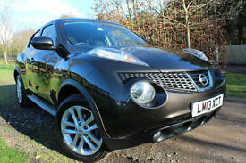 Nissan Juke 1.6 16v Acenta Premium ONE LADY OWNER FROM NEW FNSH + NISSAN WARRANT